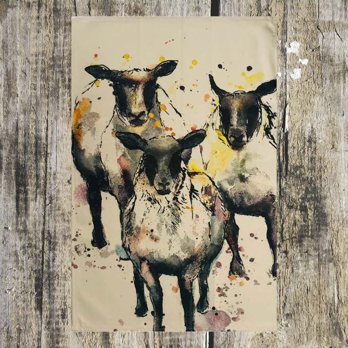 Sheep Tea Towel - ad&i