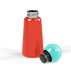 Lund London Skittle Reusable 300ml Bottle - Coral - ad&i