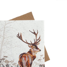 Load image into Gallery viewer, Stag Greetings Card