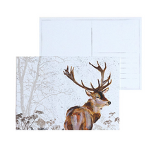 Load image into Gallery viewer, Stag Postcard - ad&i