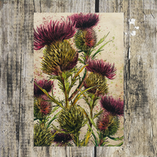 Load image into Gallery viewer, Thistle Tea Towel - ad&i