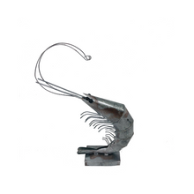 Load image into Gallery viewer, Percy the Prawn Ornament - ad&i