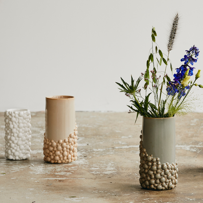 Bobble Textured Vase