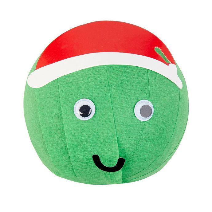 Boxed Wonderball With Sprout Face