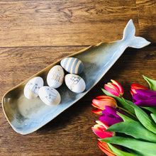 Load image into Gallery viewer, Hazel Hue Ceramic Whale Tray