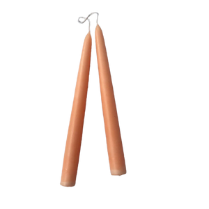Pastel Tapered Candle Pair