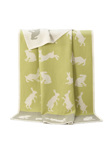Hare Cotton Blanket