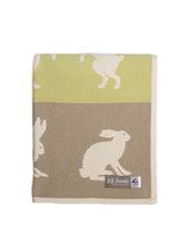 Load image into Gallery viewer, Hare Cotton Blanket - ad&i