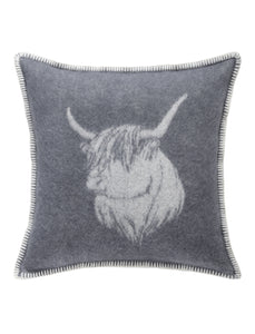 Highland Cow Cushion - ad&i