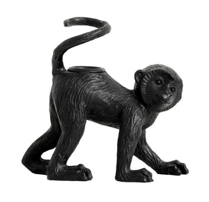 Monkey Candlestick Holder