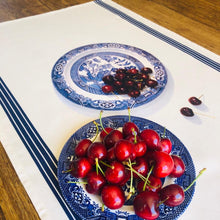 Load image into Gallery viewer, Bowl of Cherries Tea Towel - ad&i