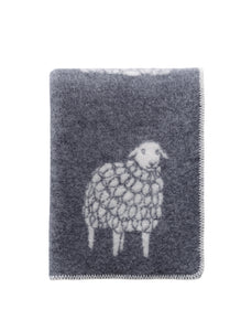 Mima Sheep Wool Blanket