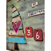 "Load image into Gallery viewer, Believe in the Magic of Christmas! Countdown (12""x18"")"