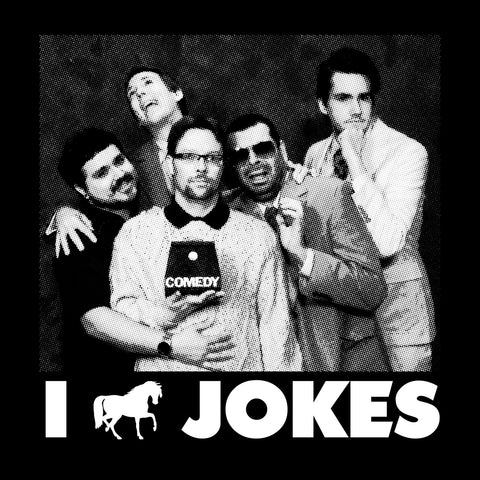 Picture of I Horse Jokes Shirt