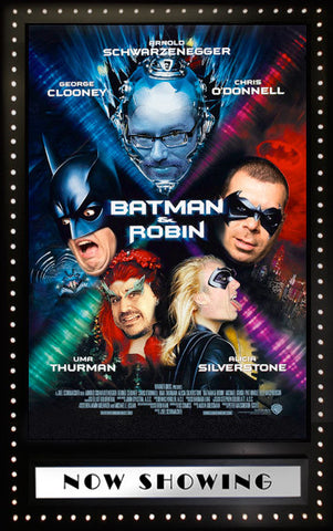 Picture of Batman & Robin Commentary