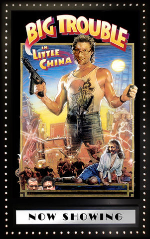 Picture of Big Trouble in Little China Commentary