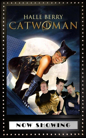 Picture of Catwoman Commentary