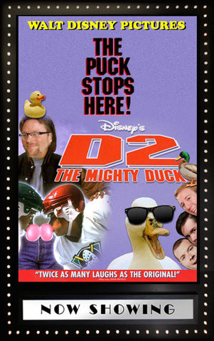Picture of D2: The Mighty Ducks Commentary