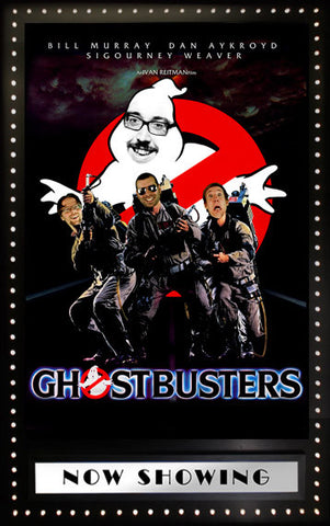 Picture of Ghostbusters Commentary