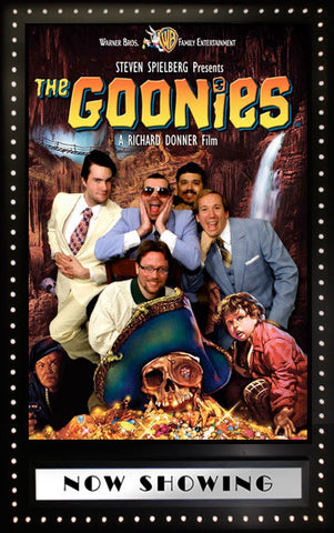 Picture of The Goonies Commentary