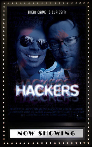 Picture of Hackers Commentary