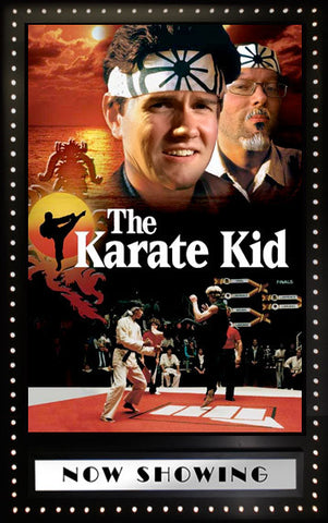 Picture of Karate Kid Commentary
