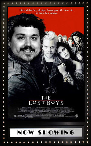 Picture of The Lost Boys Commentary