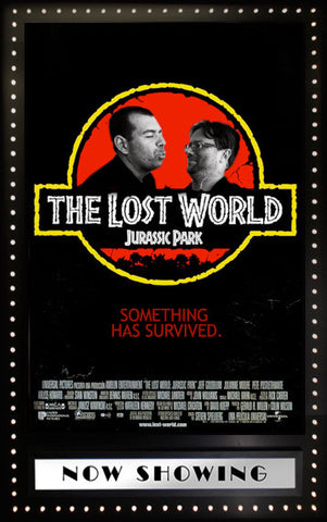 Picture of The Lost World Commentary