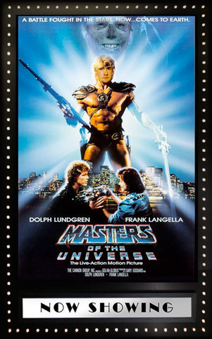 Picture of Masters of the Universe Commentary