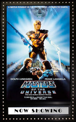 Masters of the Universe Commentary