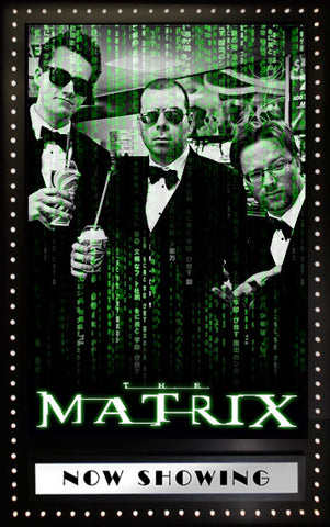 Picture of The Matrix Commentary