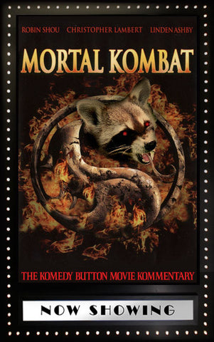Picture of Mortal Kombat Kommentary