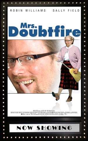 Picture of Mrs. Doubtfire Commentary