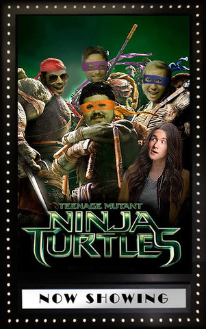 Picture of TMNT (2014) Commentary