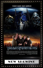 Transformers Commentary