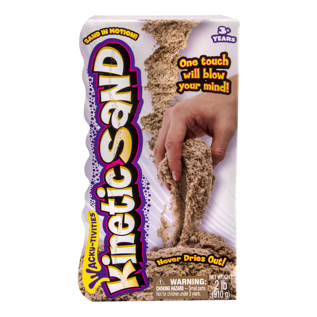 Brown Kinetic Sand 2lbs