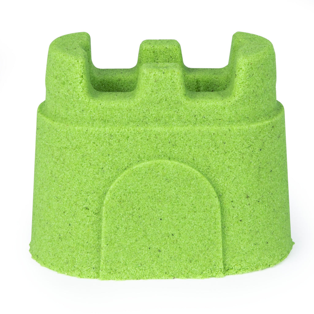 Green Kinetic Sand 4.5 oz