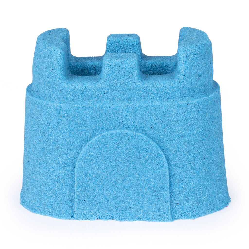 Blue Kinetic Sand 4.5 oz