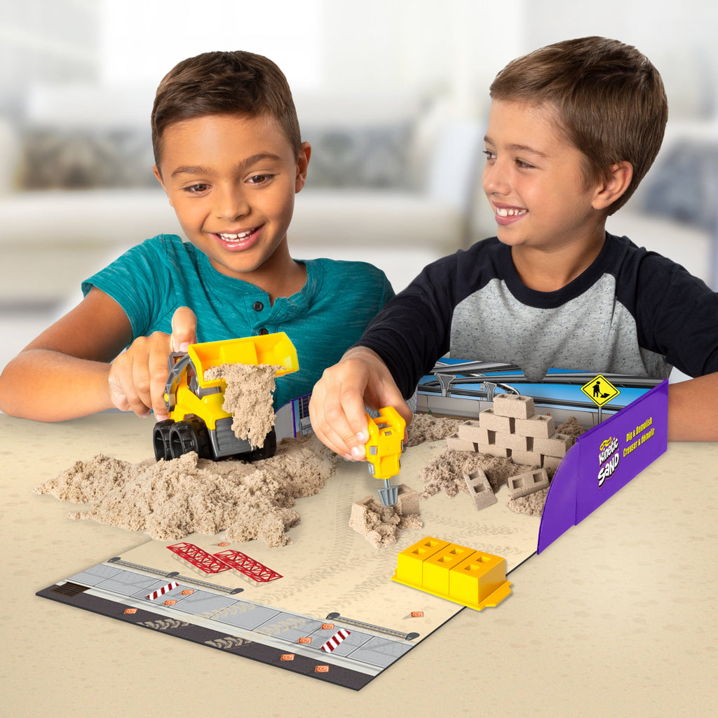 Dig & Demolish Truck Playset