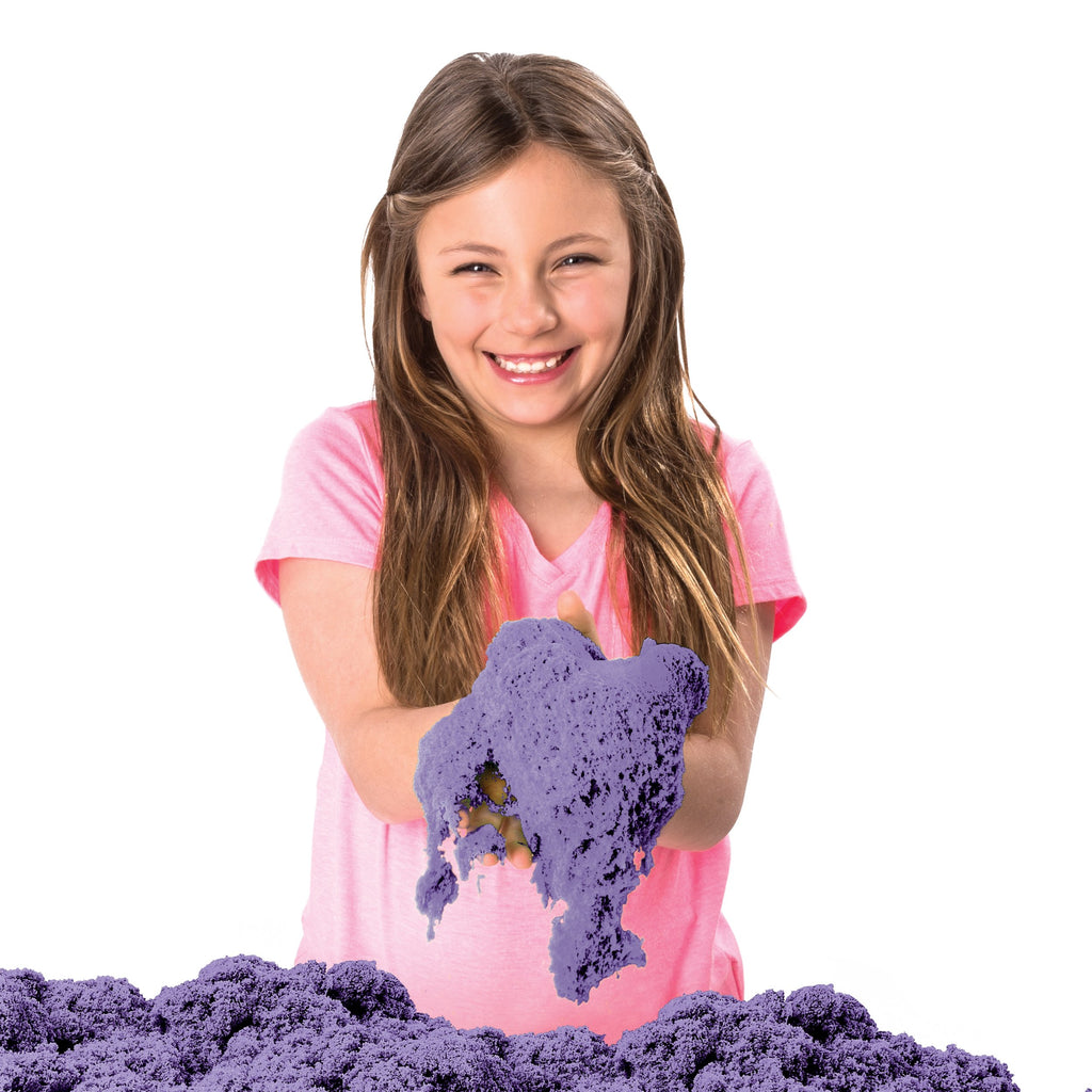 Purple Sandbox Playset
