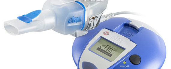 The Advantages of the eRapid Nebulizer System