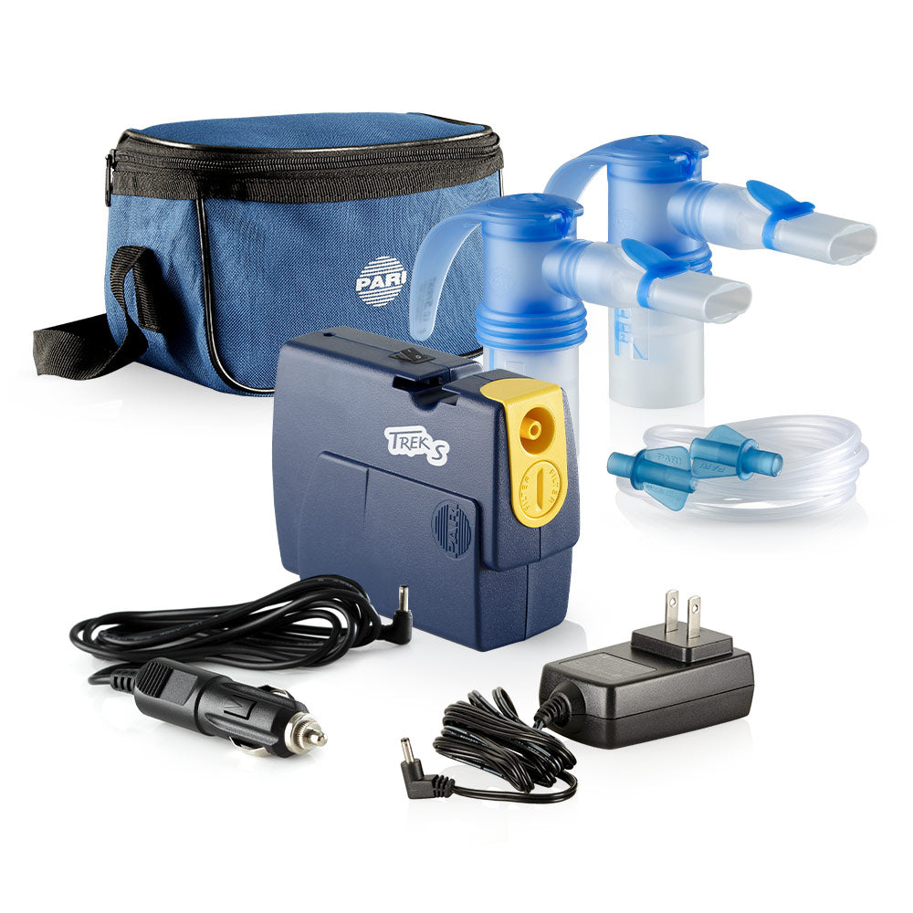 PARI Trek S Portable Nebulizer System with LC Sprint