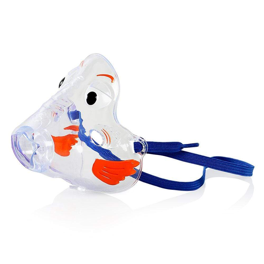 PARI Bubbles the Fish II Pediatric Aerosol Mask 044F7248