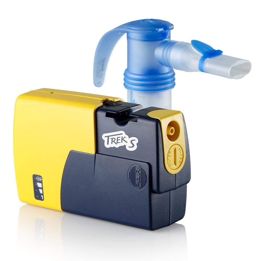 PARI Trek S Portable Nebulizer System with LC Sprint Yes - Add the Trek S Rechargeable Battery Pack 047F35-LCS