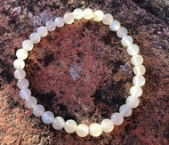 Moonstone bracelet June birthstone