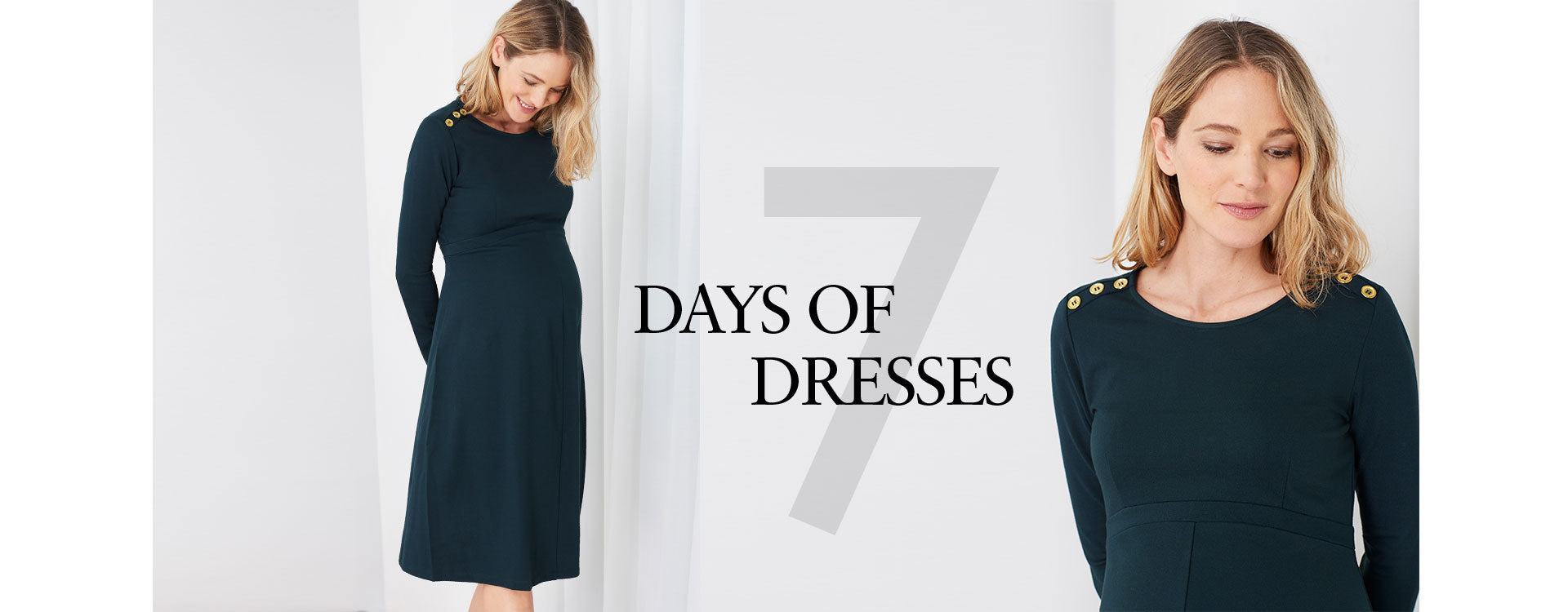 7 Days of Dresses