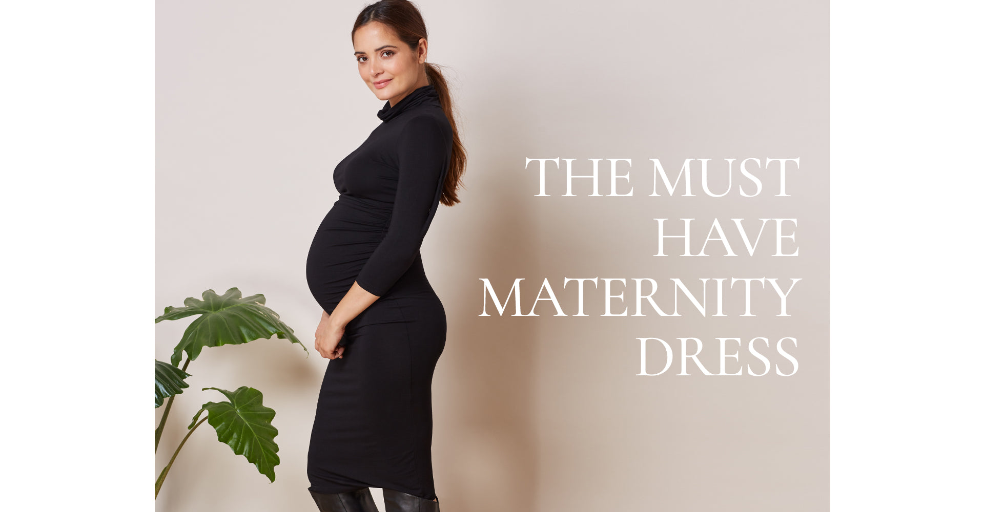 The Must Have Maternity Dress