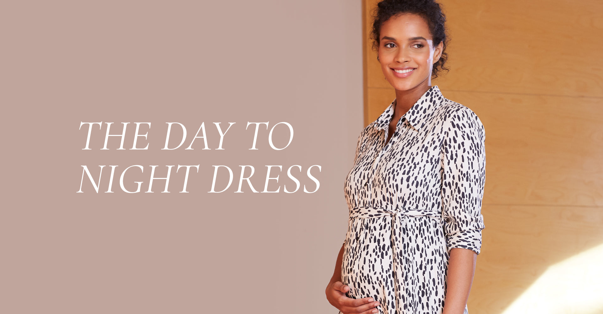The day to night dress