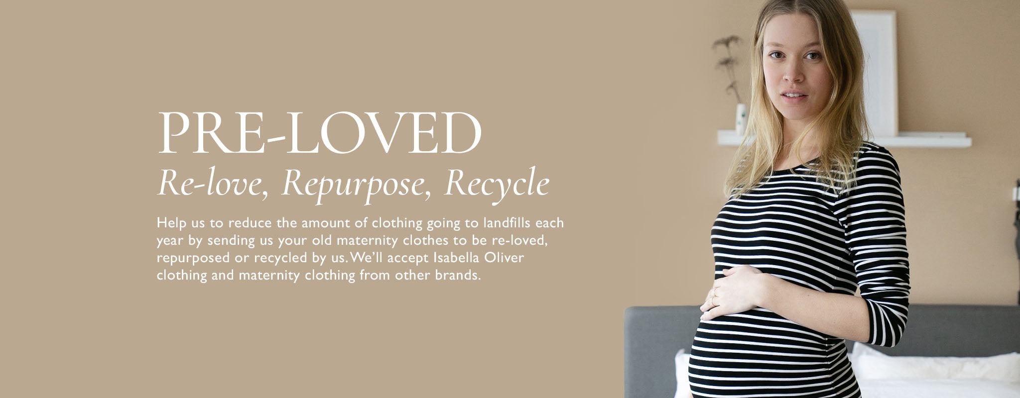 Re-love, Repurpose, Recycle