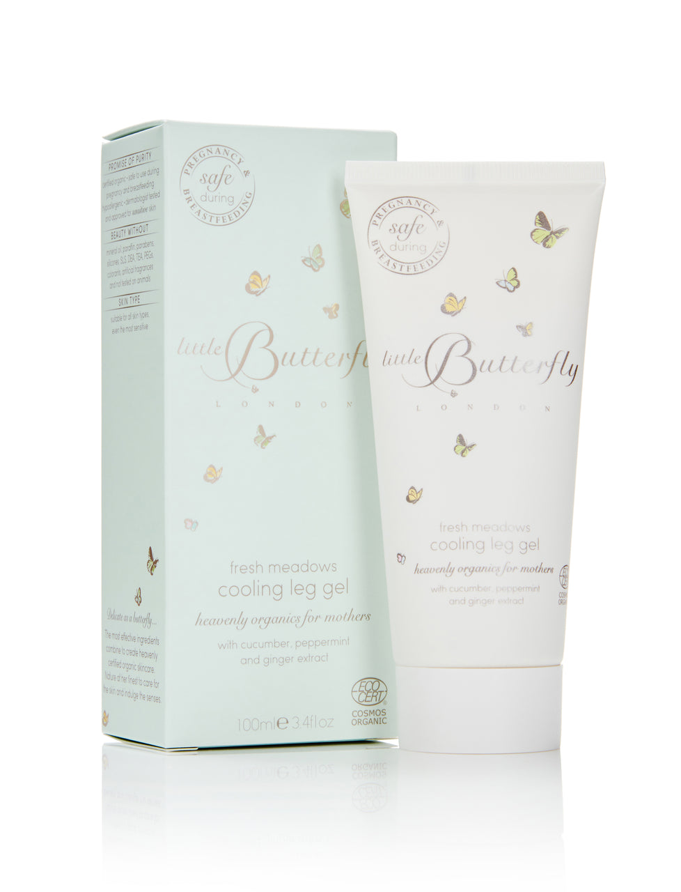 Little Butterfly London Cooling Leg Gel